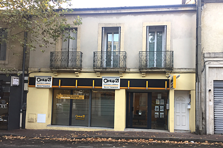 Agence immobilière CENTURY 21 Mercom Transactions, 34000 MONTPELLIER